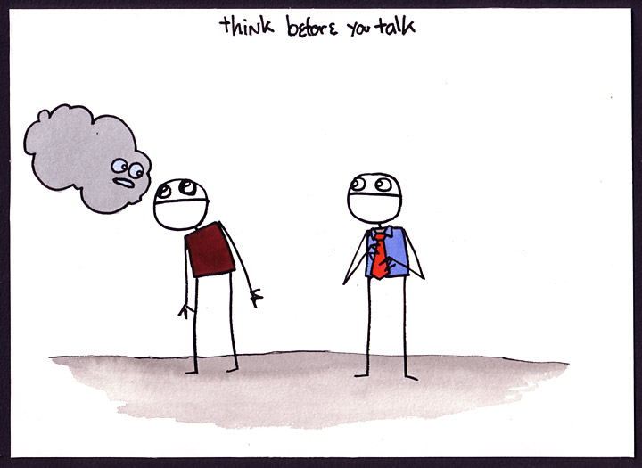 how to think and talk faster